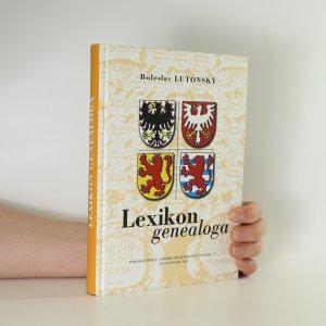 náhled knihy - Lexikon genealoga