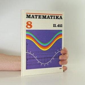 náhled knihy - Matematika pro 8. ročník základní školy. 2. díl