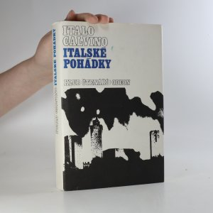 náhled knihy - Italské pohádky