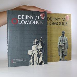 náhled knihy - Dějiny Olomouce 1 a 2 (dva svazky)