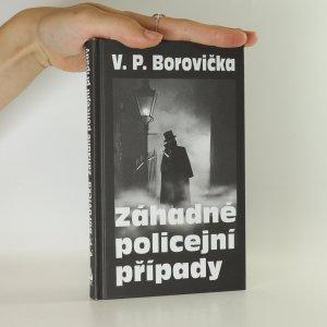 náhled knihy - Záhadné policejní případy