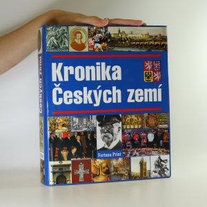náhled knihy - Kronika Českých zemí