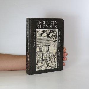 náhled knihy - Česko-německý německo-český technický slovník