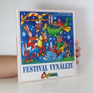 náhled knihy - Festival vynálezů