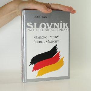 náhled knihy - Německo-český, česko-německý slovník pro technickou praxi
