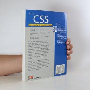 antikvární kniha CSS kaskádové styly pro webdesignéry, 2003