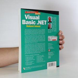 antikvární kniha Visual Basic .NET. Hotová řešení (včetně CD, viz foto), 2005