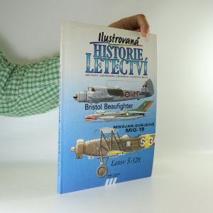 náhled knihy - Ilustrovaná historie letectví (svazek 7)