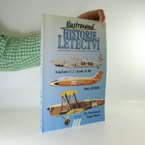 náhled knihy - Ilustrovaná historie letectví