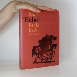 náhled knihy - Rudá jízda a jiné prózy