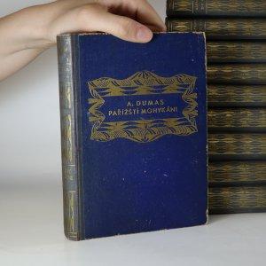 náhled knihy - Pařížští Mohykáni I.-XII. (12 svazků)
