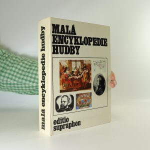 náhled knihy - Malá encyklopedie hudby