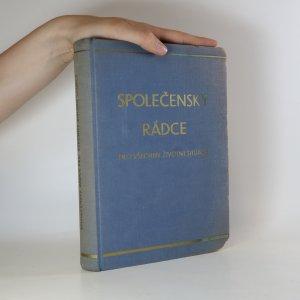 náhled knihy - Společenský rádce pro všechny životní okolnosti