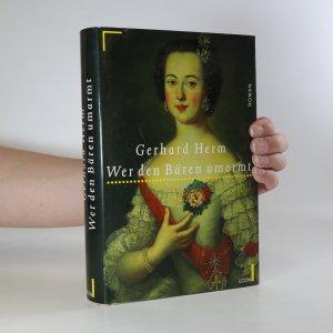 náhled knihy - Wer den Bären umarmt