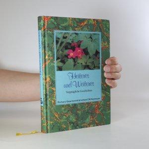 náhled knihy - Heiteres und Weiteres. Vergnügliche Geschichten