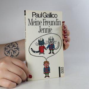 náhled knihy - Meine Freundin Jennie