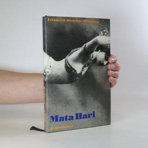 náhled knihy - Mata Hari. Roman ihres Lebens