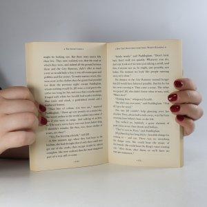 antikvární kniha The Chronicles of Narnia VI. The Silver Chair, 2001