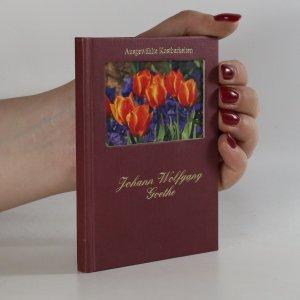 náhled knihy - Ausgewählte Kostbarkeiten. Johann Wolfgang von Goethe