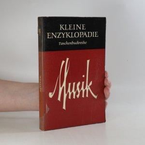 náhled knihy - Musik. Kleine Enzyklopädie