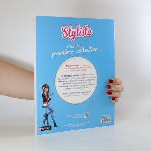 antikvární kniha Profession styliste. Tout pour créer ta première collection, 2014