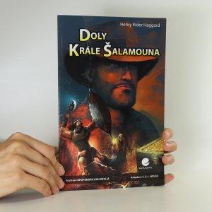 náhled knihy - Doly krále Šalamouna