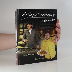 náhled knihy - Nejlepší recepty z televize