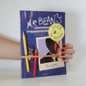 náhled knihy - Diář Mr. Beana. Mr Bean's Diary
