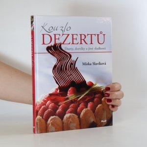 náhled knihy - Kouzlo dezertů. Dorty, dortíky a jiné sladkosti