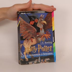 náhled knihy - Harry Potter et le prisonnier d'Azkaban
