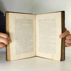 antikvární kniha  Květy. Listy pro zábavu a poučení. (ročník VIII., první a druhé pololetí, 2 svazky, asi kompletní), 1886