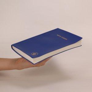 antikvární kniha Nový zákon. Žalmy. Přísloví., neuveden