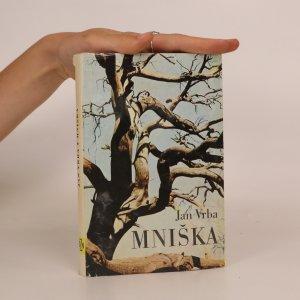 náhled knihy - Mniška