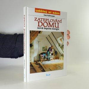náhled knihy - Zateplování domu. Nová úspora energie