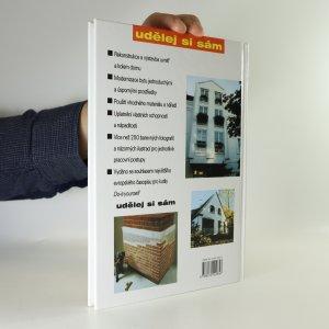antikvární kniha Zateplování domu. Nová úspora energie, 1999