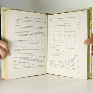 antikvární kniha Technická termodynamika, 1963