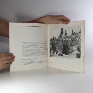 antikvární kniha Průvodce po Langweilově modelu Prahy, 1986
