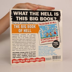 antikvární kniha The Big Book of Hell, neuveden