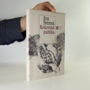 náhled knihy - Královská paštika