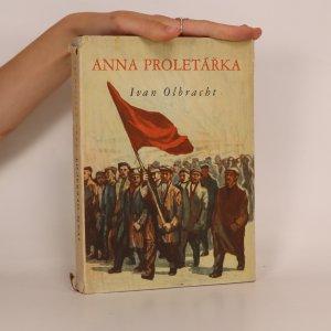 náhled knihy - Anna proletářka