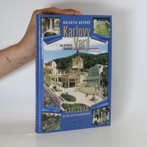 náhled knihy - Karlovy Vary na přelomu tisíciletí. Karlsbad an der Jahrtausendwende