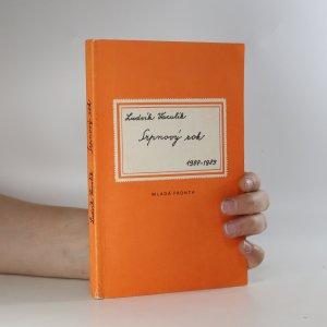 náhled knihy - Srpnový rok (fejetony z let 1988-1989)