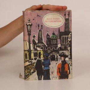 náhled knihy - Ze vzpomínek