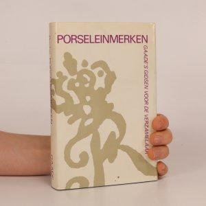 náhled knihy - Porseleinmerken