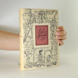 náhled knihy - Pravila Šahrazád...čtyřicet příběhů z knihy Tisíce a jedné noci