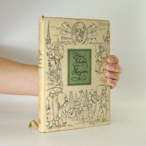 náhled knihy - Buthus occitanus neboli Osmioký škorpion