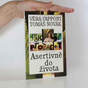 náhled knihy - Jak se prosadit. Asertivně do života.