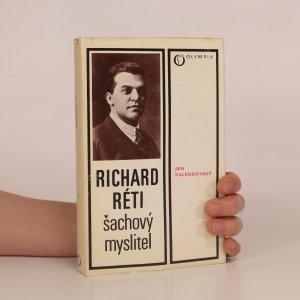 náhled knihy - Richard Réti. Šachový myslitel