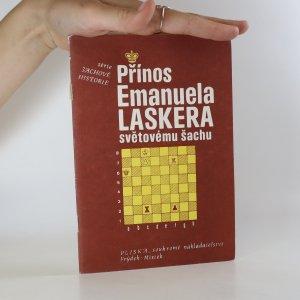 náhled knihy - Přínos Emanuela Laskera světovému šachu