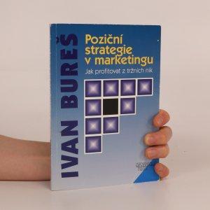 náhled knihy - Poziční strategie v marketingu